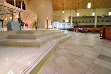 Saint Benedict Parish  |  Halifax, NS  |  JDA MacKenzie Architects