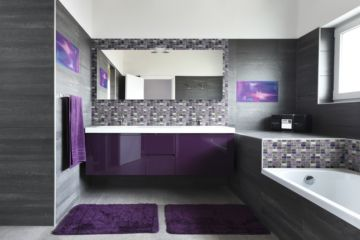 Glass Tile Decors