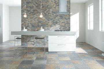 Natural Slate Porcelain Series