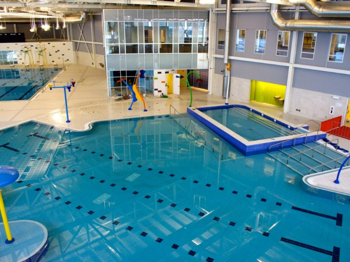 Canada games centre halifax ns dsra architecture inc elegant flooring for Swimming pool stores in my area