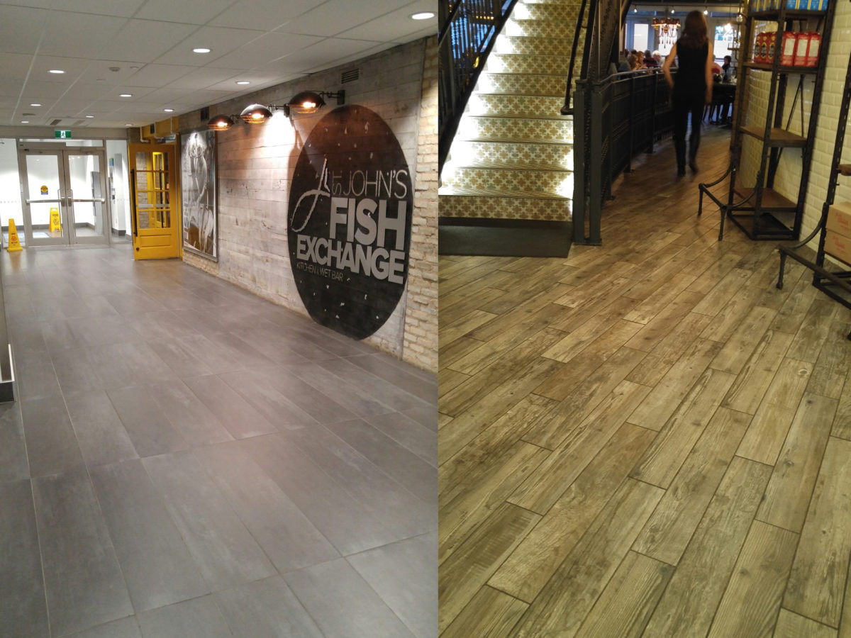 Floors And Kitchens St John St Johns Fish Exchange Kitchen Wet Bar St Johns Nl