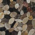Sliced Polished Pebbles Brown/Beige Mix (Gami-86) Thumbnail Image