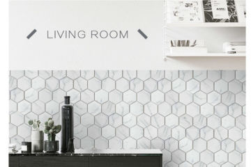 Carrara Look Mosaic's