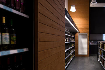 Montague Liquor Store | Montague, PE | Nine Yards Studio
