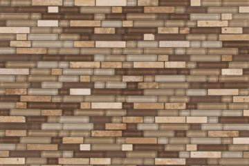 Stone and Glass Medley Mosaics Series