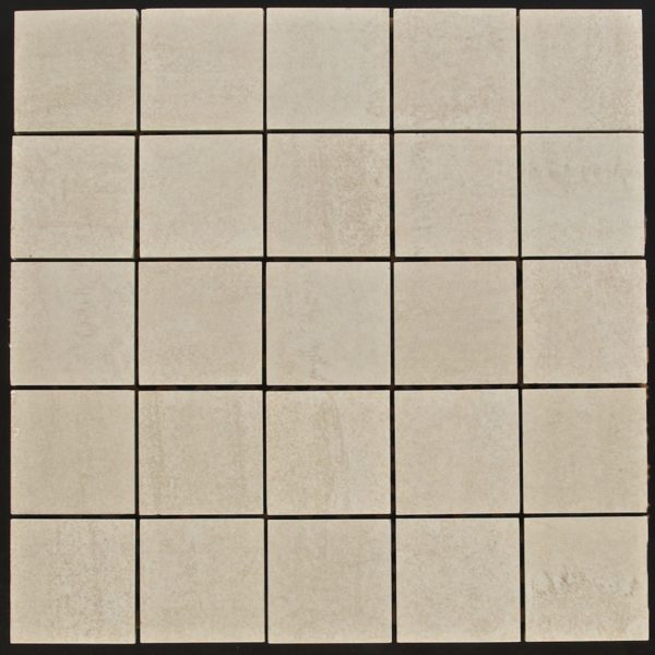 Beige Mosaic Photo