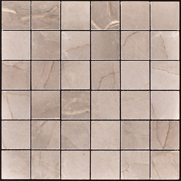 Passion Taupe Mosaic Photo